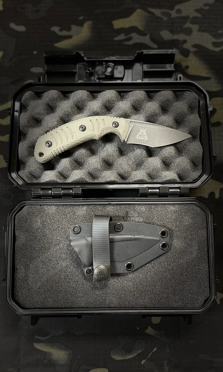 ASKARI EDC Knife by Bastinelli Knives