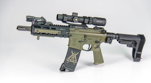 VT15 ASKARI Elite 7P AR Pistol / OD Green