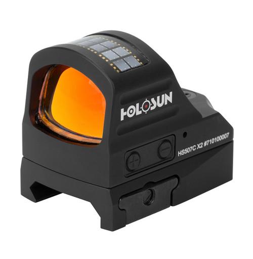 HOLOSUN 507C X2 Red Dot Pistol Optic