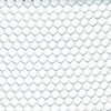 12 X 47 White 1/2 Polyester Mesh Tarp, No Pocket (T-8600-1247NP)