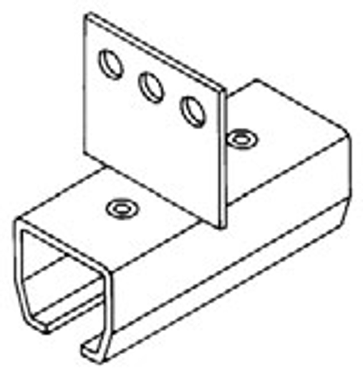 Beam or Chain Support Mount