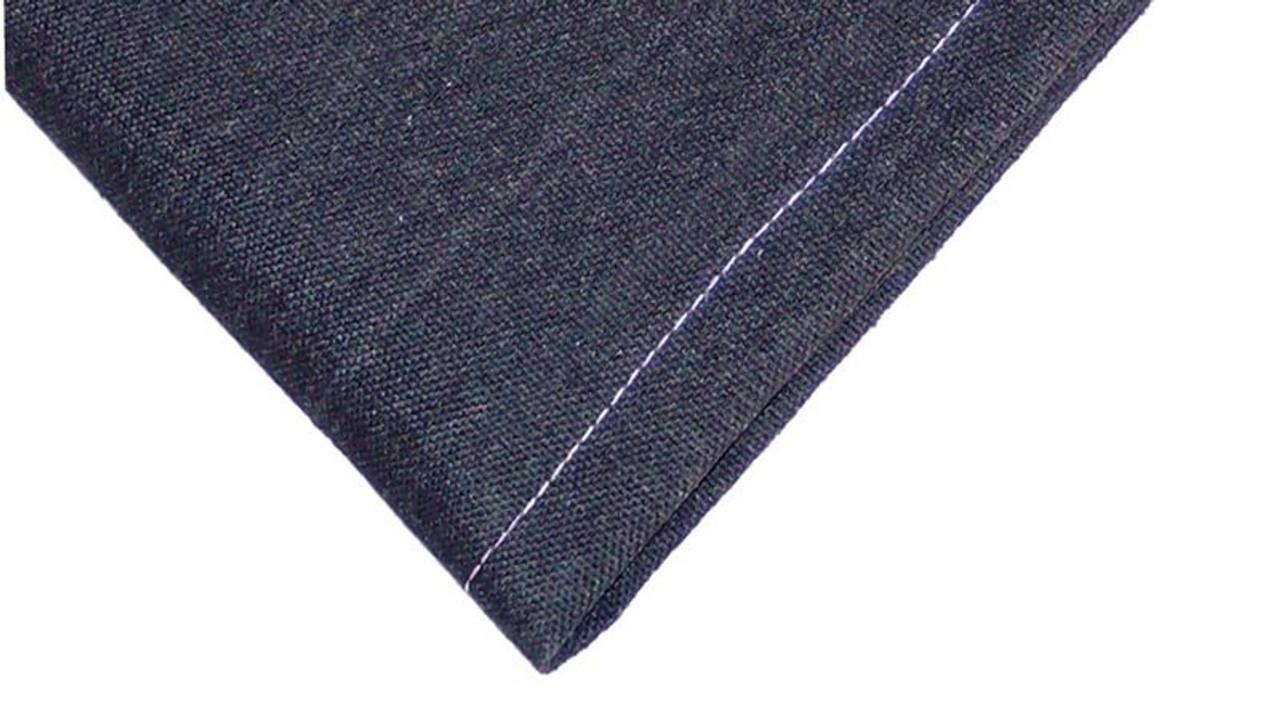 Black Slag Shed Fiberglass Fabrics