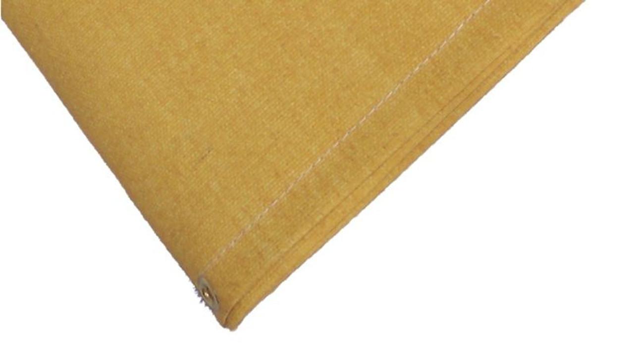 Gold Slag Shed Fiberglass Fabrics