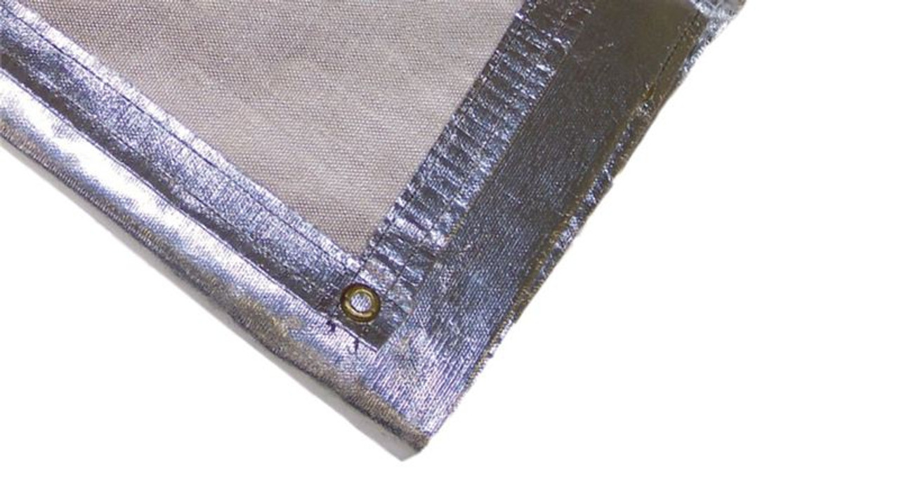 Aluminized Carbon Kevlar
