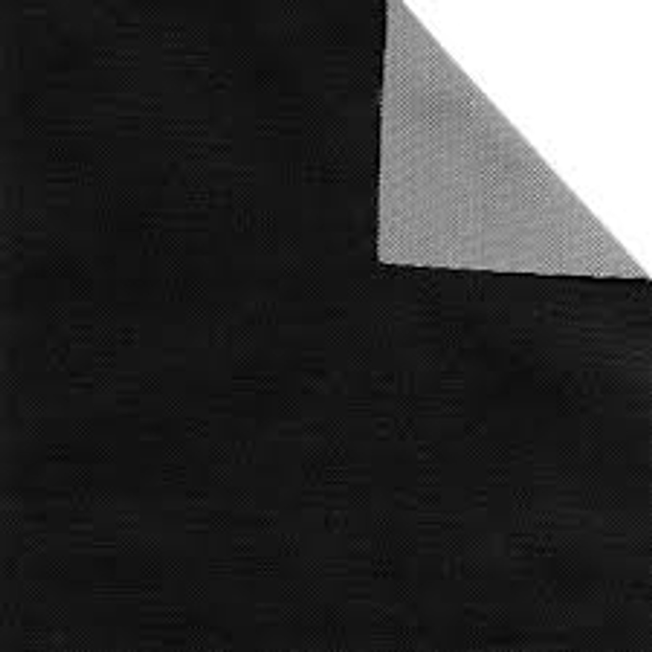 Airbag - Black Coated Fabric