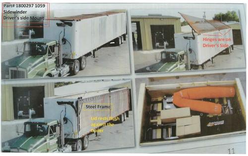 Sidewinder™ - Driver Side - Complete System (20-1059/1800297)