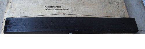 Hy-Tower DL (double leg) Mounting Channel (20-2348/1800726)
