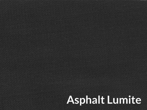 7' X 22' F/S Asphalt Lumite Tarp (20-1840/1800567)