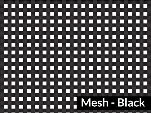 7' X 22' F/S Black Mesh Tarp (20-4015/1801459)
