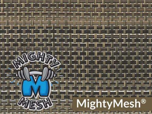 "109"" X 28' Mighty Mesh Tarp, Ox Replacment Tarp W/Flaps (20-4463/1801684)"