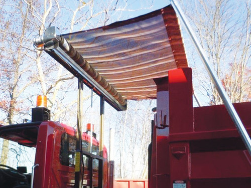 Quick Flip 2™ Automatic Covering System (Straight Arm) (20-4309-2)