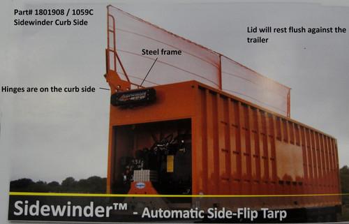 Sidewinder 2??, Complete, Curb Side - Passenger Side (20-1059C/1801908)