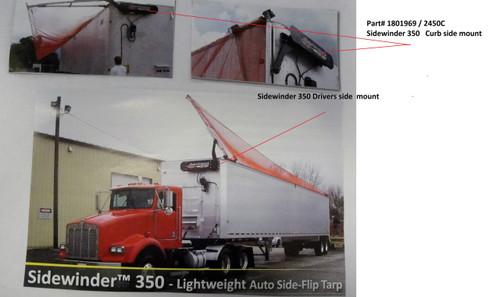 Sidewinder 350™, Curb/Passenger Side (20-2450C/1801969)