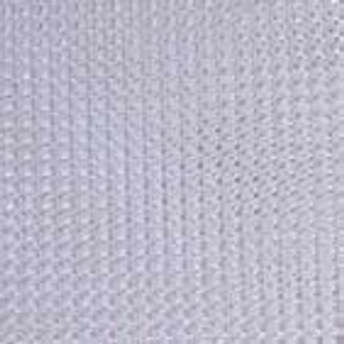 12' X 26' White Maur-Net W/Web Reinforced Hems W/Grommets 24'' Apart