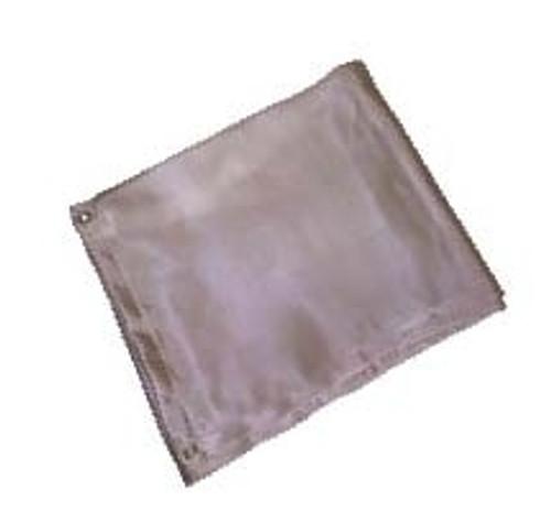 12'X 12' 18 oz. Ch-Grade Silica Blanket W/ No Grommets