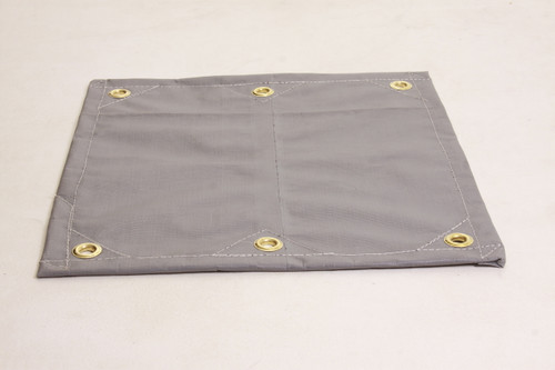 10' X 12' c/s Ultra Strong Noble Style Poly Tarp - Blue