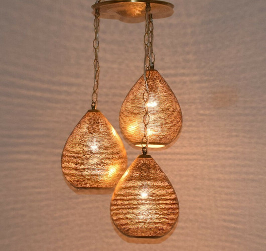 Moroccan Hanging Pendant Lamps