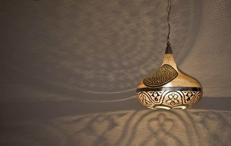Moroccan Style Lamp Lantern