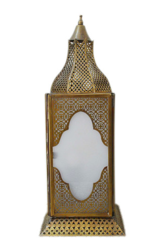Moroccan Table Lantern Lamp