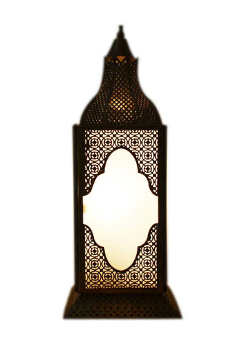Moroccan Table Lantern Lamp