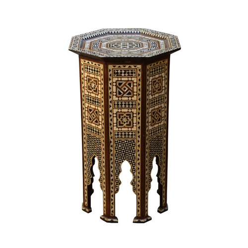 """29"""" Moroccan Side Table"""