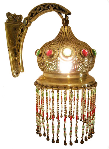 Moroccan Wall Sconce Lamp