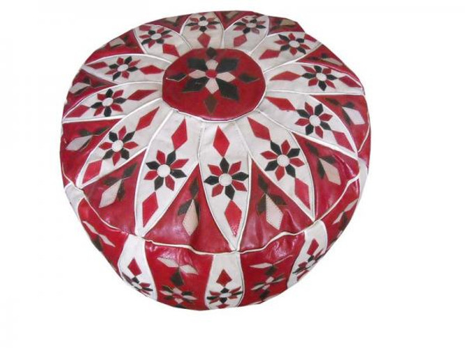Moroccan Pouf footstool