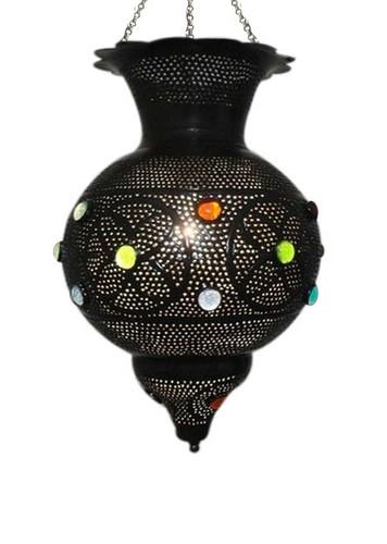 Black Chandelier Lamp