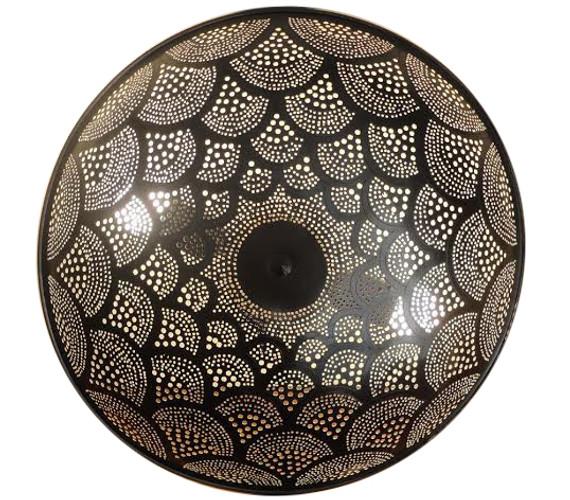 modern Moroccan lighting fixture