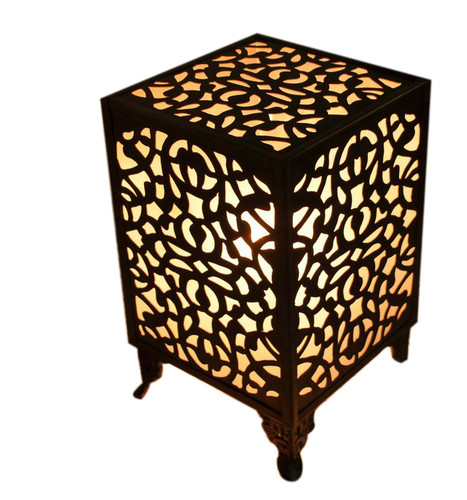 Moroccan table lantern