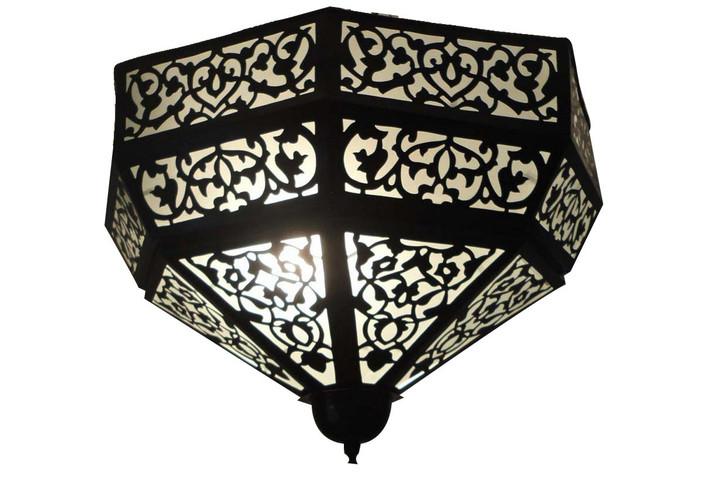 Black Moroccan Chandelier Light Fixtures