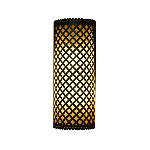 2 Moroccan Matte Gold Brass entryway Wall Lamp Sconce lights