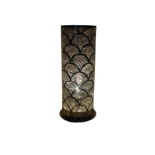 "Floor Lamp-17"" Moroccan Floor Lamp-Turkish lamp-Turkish Lantern"