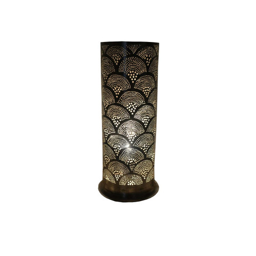 "Floor Lamp-17"" Moroccan Floor Lamp-Turkish lamp-Turkish Lantern"