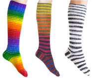 Our go-to travel project: Socks!