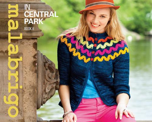 Malabrigo Book 08: In Central Park-0
