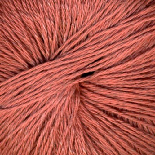 Isager Bomulin Cotton Linen Yarn 01 Orange-0