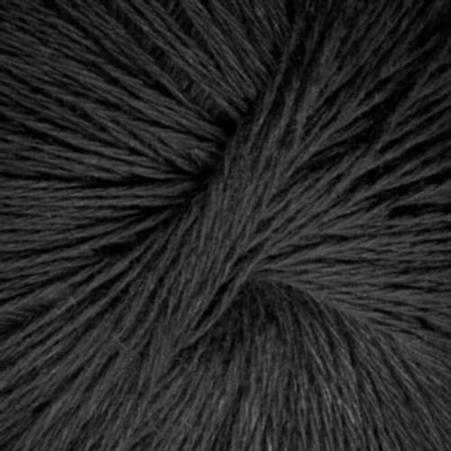 Isager Bomulin Cotton Linen Yarn 30 Black-0