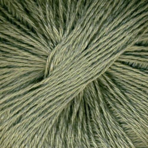 Isager Bomulin Cotton Linen Yarn 43 Moss-0