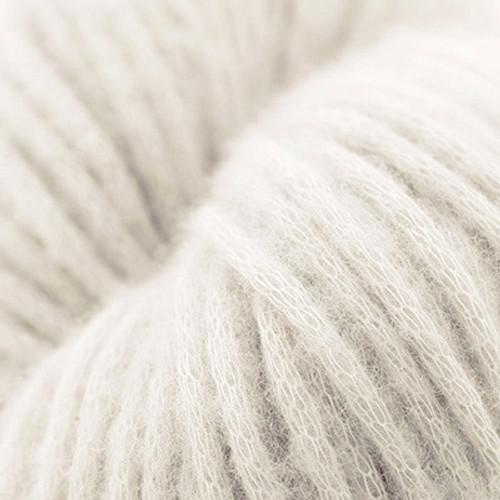 Woolfolk Luft Yarn L10 White on White - Limited Edition -0