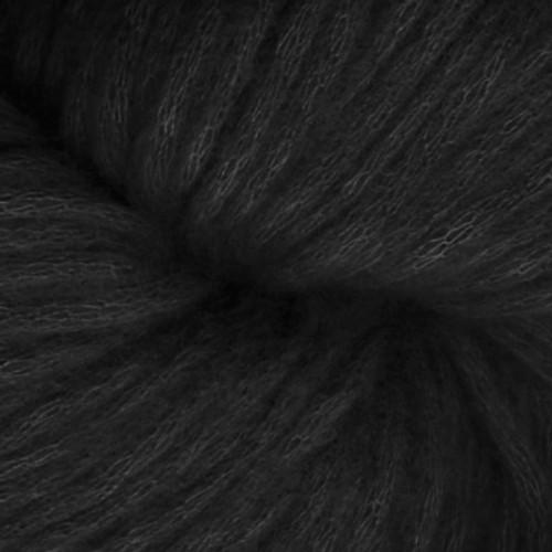 Woolfolk Luft Yarn L13 Black on Black-0