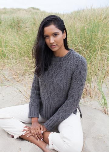 Woolfolk Pattern Drivtommer Sweater-0