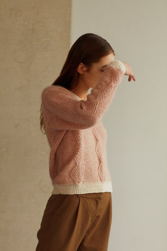 Frosty Sweater