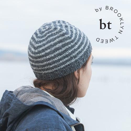 Brooklyn Tweed Pattern Turn a Square Hat