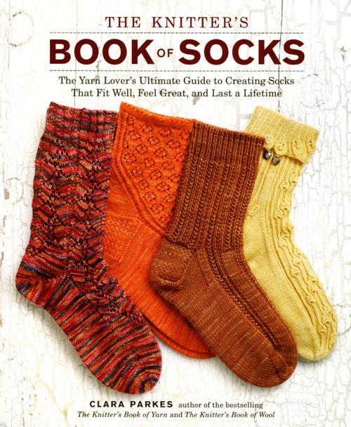 The Knitter's Book Of Socks-0