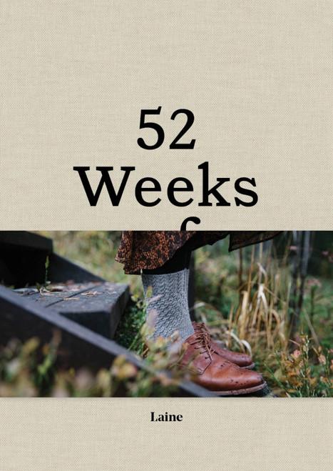 Laine Book 52 Weeks of Socks-0