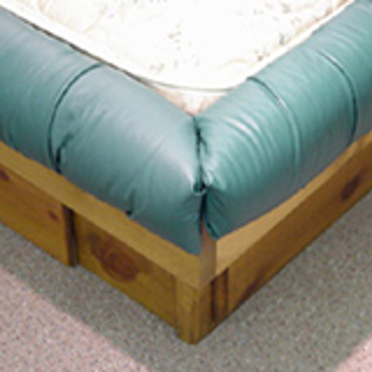 Waterbed Padded Rails