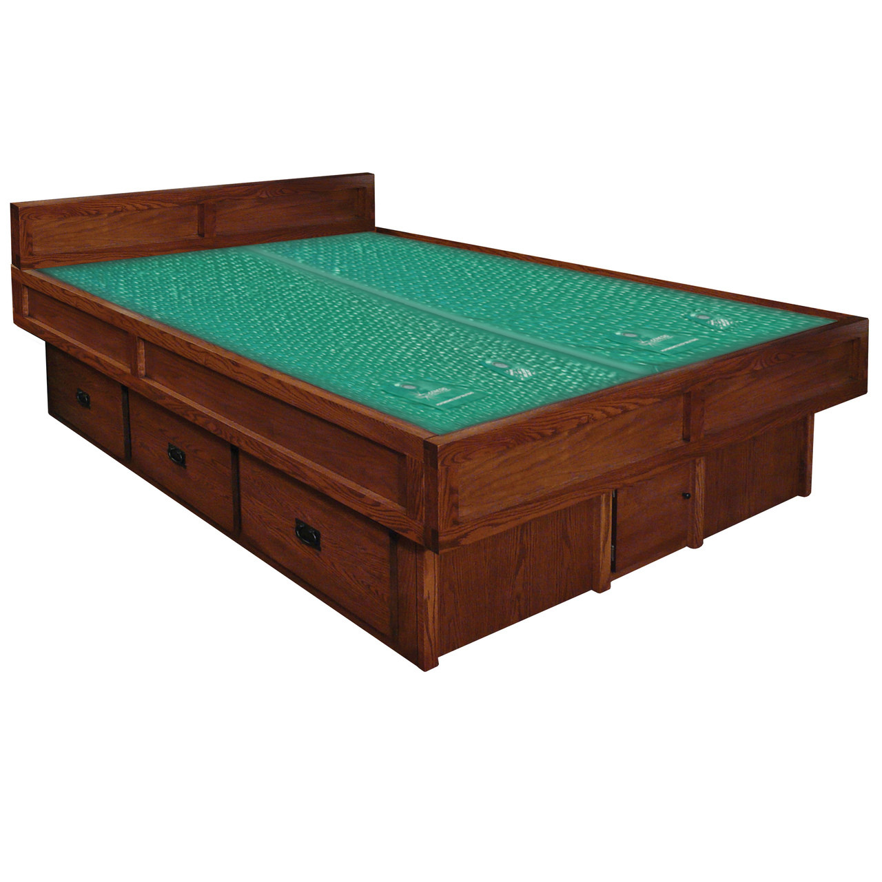 Hardside Waterbed Covers