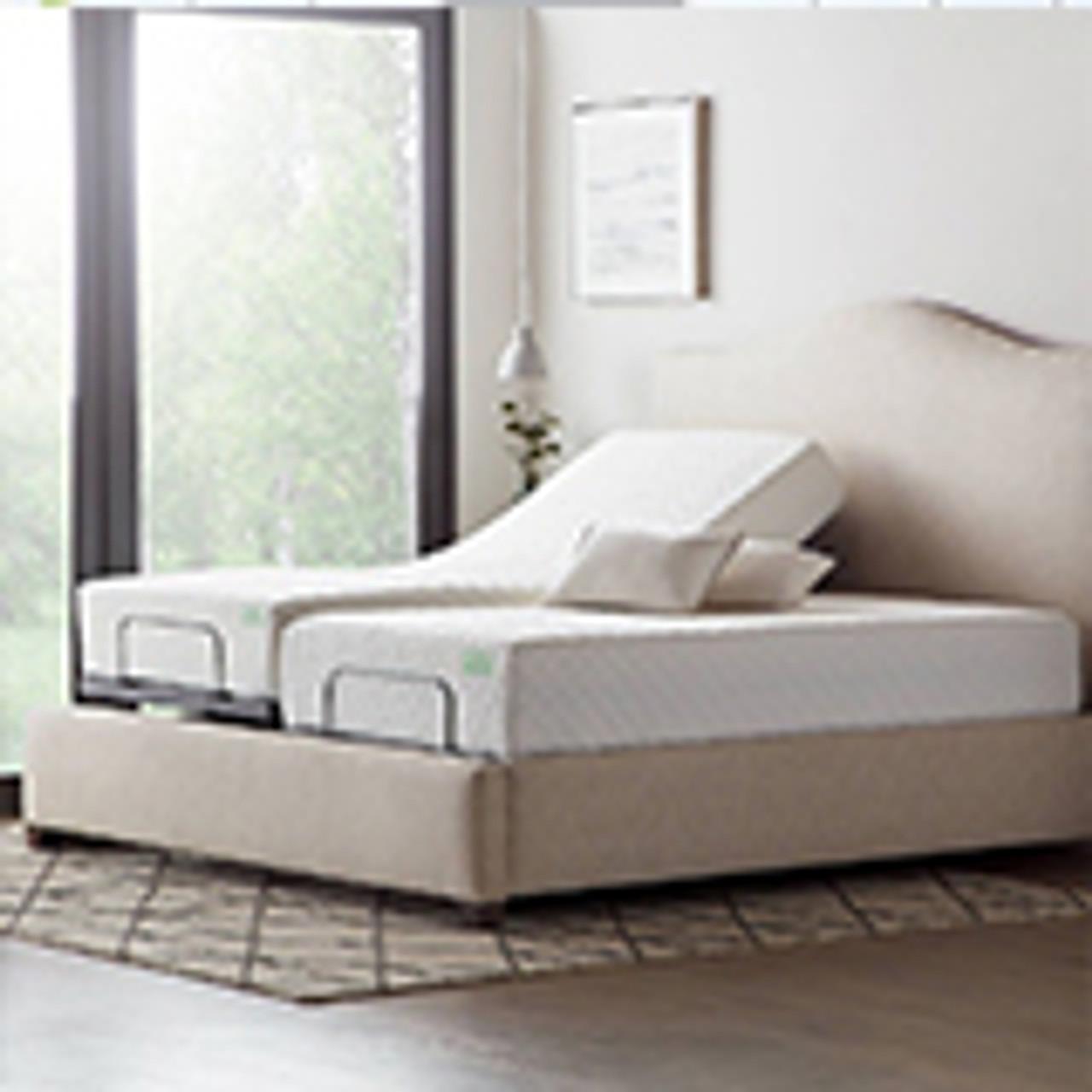 Adjustable Bed and Mattress Bundle
