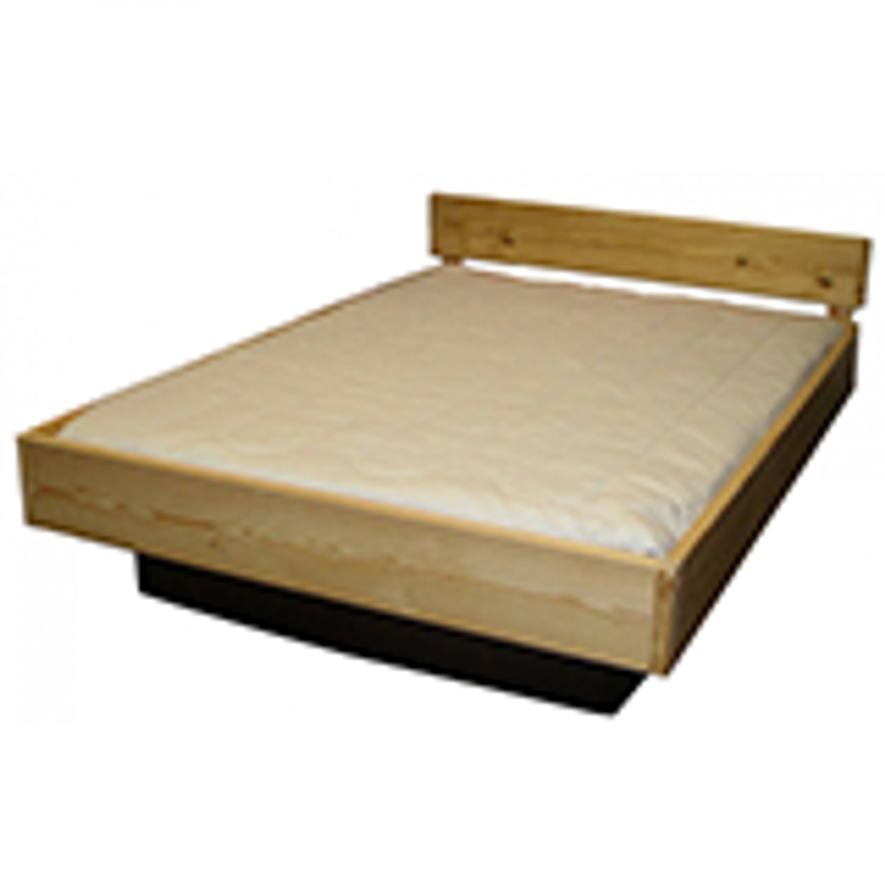 Wood Hardside Complete Waterbed